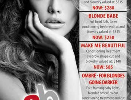Get a haircut @ Amanda Baker and help save the Planet