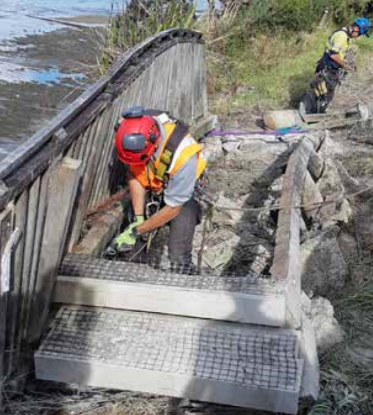 Coastal Walkways update