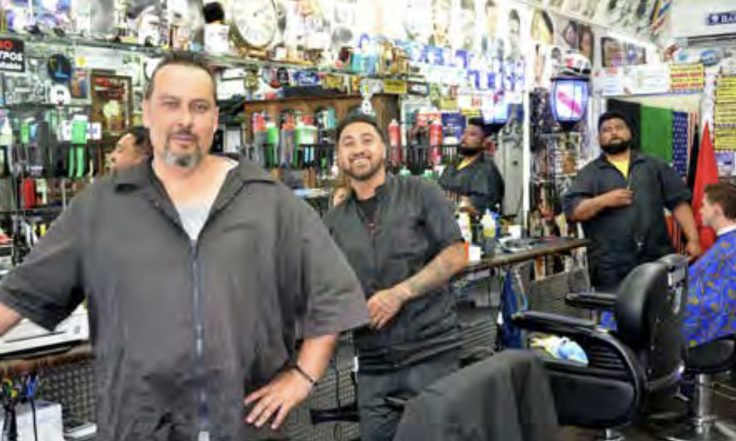 Browns Bay Traditional Barbers Shop