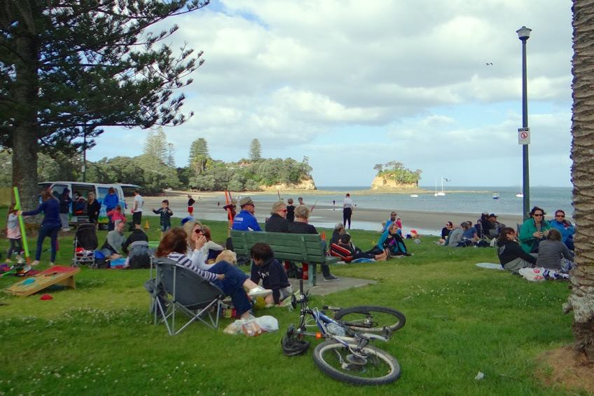 East Coast Bays Community Project
