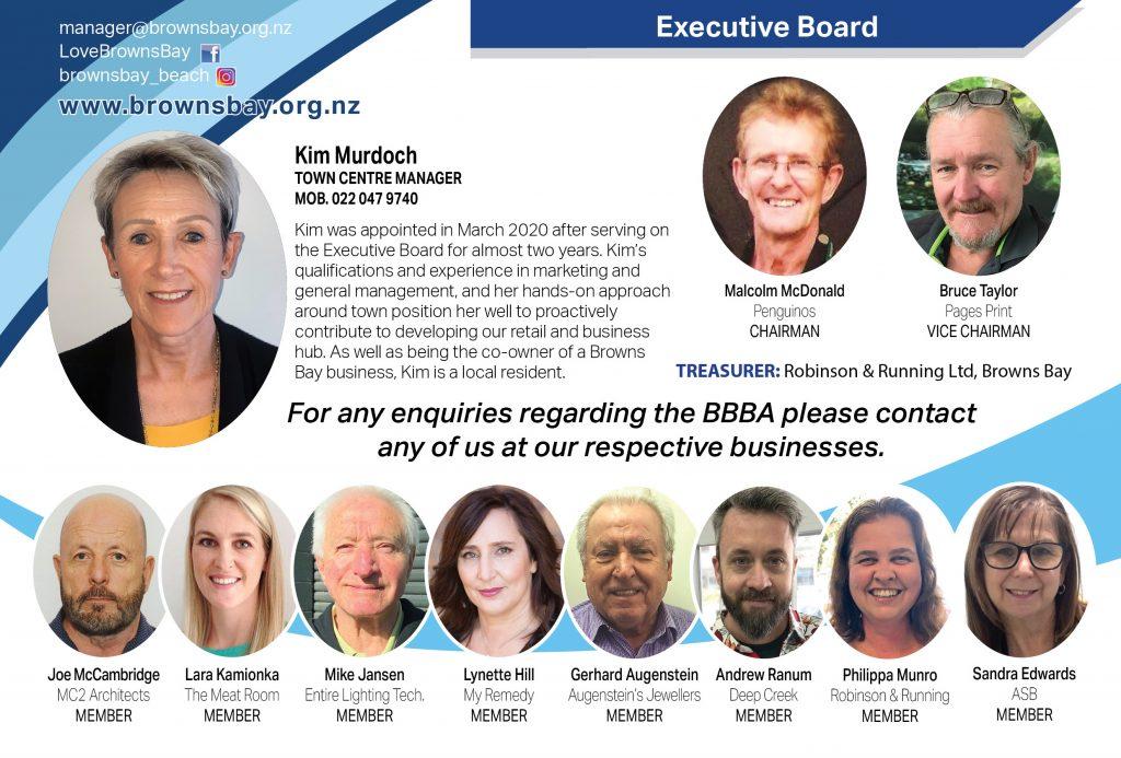 BBBA Board