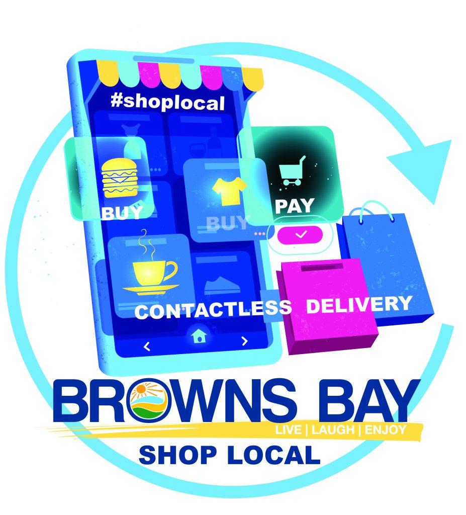 Browns Bay shopping at Alert Level 3